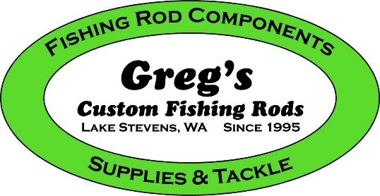 Gregs Custom Fishing